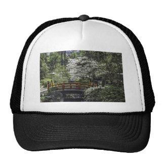 Japanese Garden 4 Trucker Hat