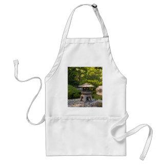 Japanese Garden Adult Apron