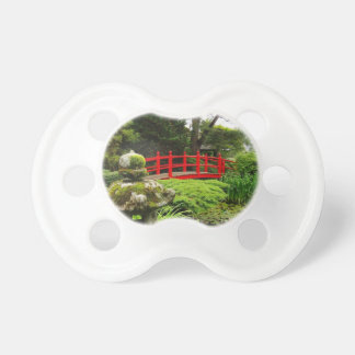 Japanese Garden Baby Pacifiers