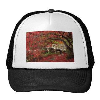 Japanese Garden, British Columbia Trucker Hat