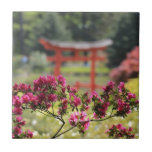 Japanese Garden Ceramic Tile