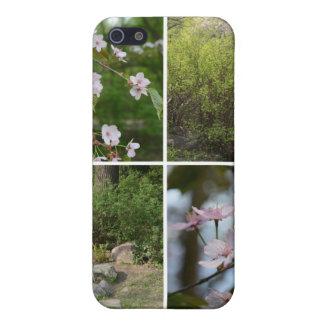 Japanese Garden Collage iPhone 5 Case
