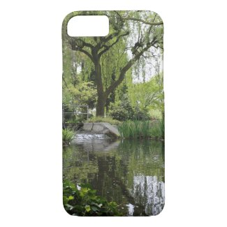Japanese Garden in Leverkusen Case-Mate iPhone Case