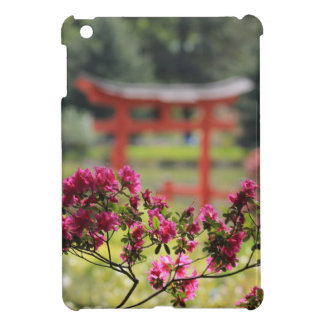 Japanese Garden iPad Mini Cover