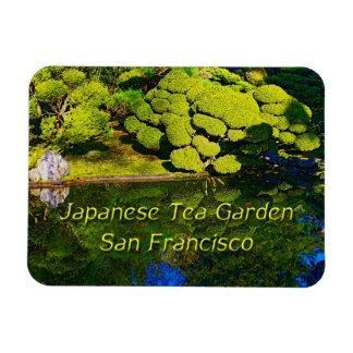 Japanese Garden Magnet