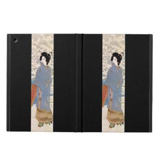 Japanese Garden & Me Case For iPad Air