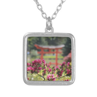Japanese Garden Custom Necklace