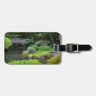 Japanese Garden, Portland, Oregon, USA 2 Luggage Tag