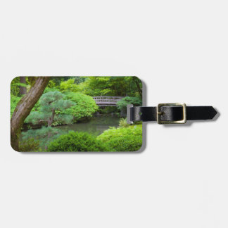 Japanese Garden, Portland, Oregon, USA Bag Tag