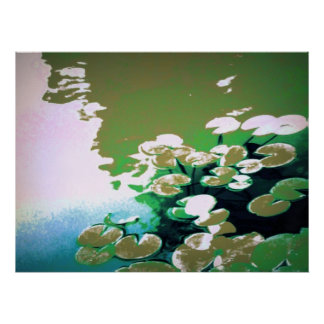 Japanese garden posters
