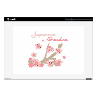 Japanese Garden Decals For Laptops