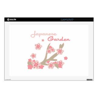 """Japanese Garden Skin For 17"""" Laptop"""