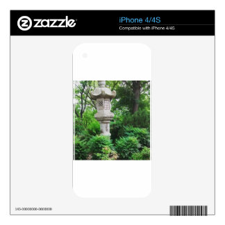 Japanese Garden Skins For The iPhone 4