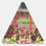 Japanese Garden Sticker