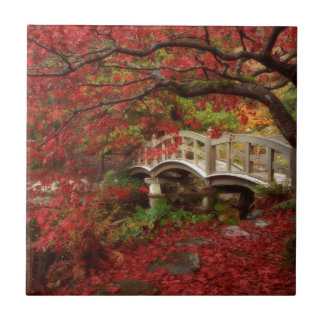 Japanese Garden Tile