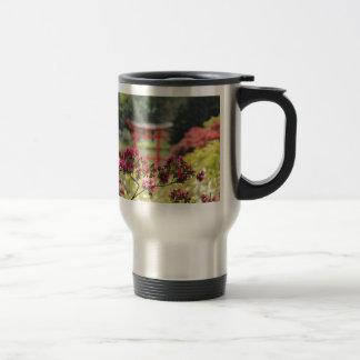 Japanese Garden Travel Mug