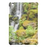 Japanese Garden Waterfall iPad Mini Cover