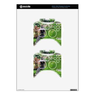 Japanese Garden Xbox 360 Controller Decal