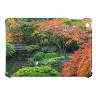 Japanese Gardens In Autumn In Portland, Oregon 3 Case For The iPad Mini