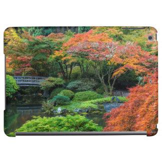 Japanese Gardens In Autumn In Portland, Oregon 3 iPad Air Case