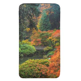 Japanese Gardens In Autumn In Portland, Oregon 5 Galaxy S5 Pouch