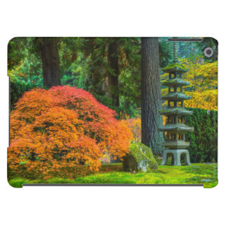 Japanese Gardens In Autumn In Portland, Oregon iPad Air Case