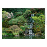 Japanese Gardens Portland, Oregon Card