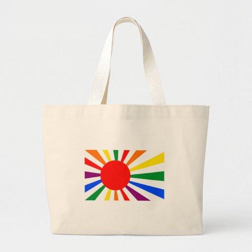 JAPANESE GAY PRIDE TOTE BAG