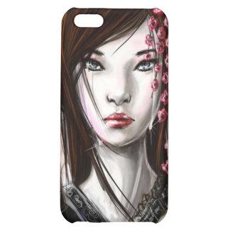 Japanese Geisha 7 Asian Kimono Anime iPhone 5C Cover