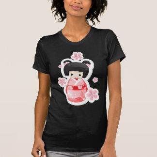 Japanese Geisha Doll - buns series Shirt
