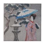 "Japanese Geisha Tile<br><div class=""desc"">Japanese Geisha Tile</div>"