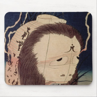 Japanese Ghost Mouse Pad