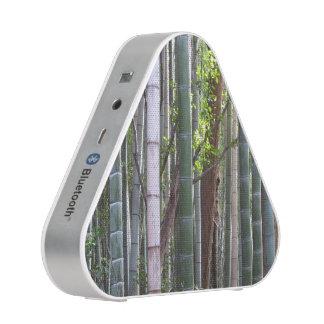Japanese Giant Bamboo Forest, Sagano, Kyoto, Japan Bluetooth Speaker