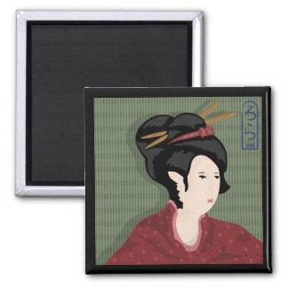 Japanese Girl Magnet