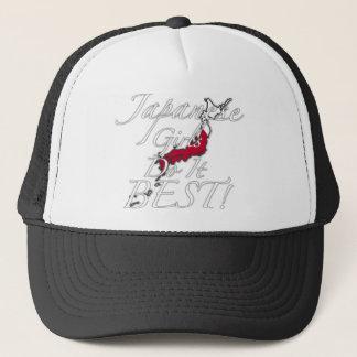 Japanese Girls Do It Best! Trucker Hat