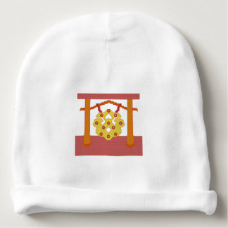 Japanese Gong Crest Baby Beanie