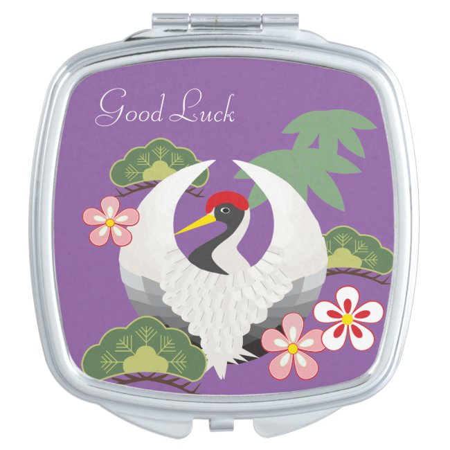 Japanese Good Luck Symbols Cool Elegant Purple