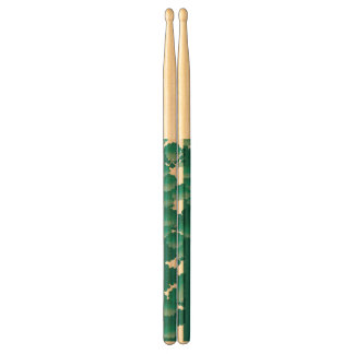Japanese Green Bushes Drumsticks