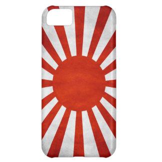 Japanese Grunge Flag iPhone 5C Case