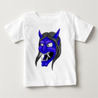 Japanese Hannya Mask Baby T-Shirt