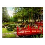 Japanese - Harmony and Nature Postcard