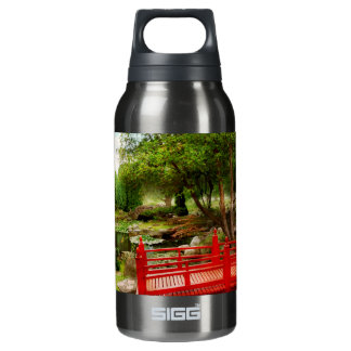 Japanese - Harmony and Nature 10 Oz Insulated SIGG Thermos Water Bottle