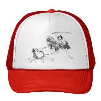 Japanese Mesh Hats