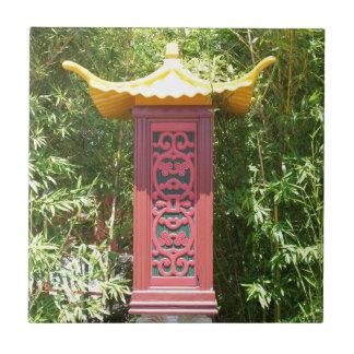 Japanese Healing Ceramic Tile