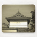 Japanese House Mouse Pad
