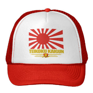 Japanese Imperial Navy Trucker Hat