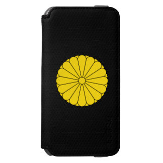 Japanese imperial seal iPhone 6/6s wallet case