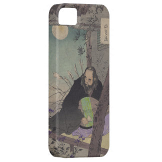 Japanese Iphone 5 Cases Prince Tuning a Lute