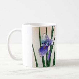 Japanese Iris no.2 Mug