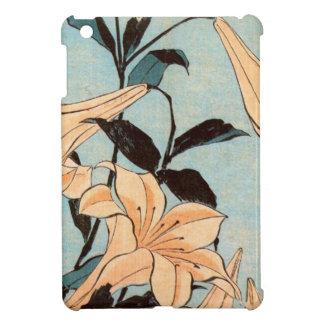 Japanese Irises Cover For The iPad Mini